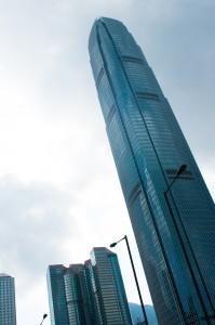 Einer dieser Wolkenkratzer