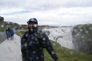Herzlich aber rau: Das ist das typische Island-Wetter