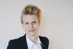 Astrid Carolus, Medienpsychologin an der Universität Würzburg (Foto: Kaspersky Lab)